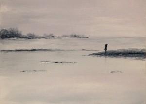 Morgenstimmung am Wasser
