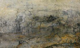 Landschaft, abstrakt