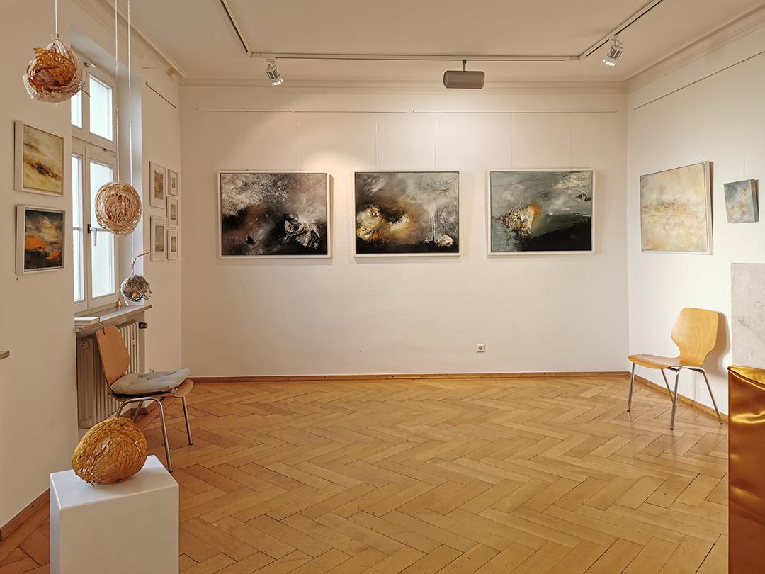 Biografie: Dagmar Reiche in der Städtischen Galerie Tettnang