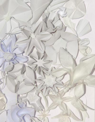 kunstreiche Blütenmeer Detail 1