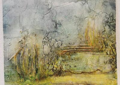 kunstreiche Geheimnisvolle Landschaft (1) 30x30
