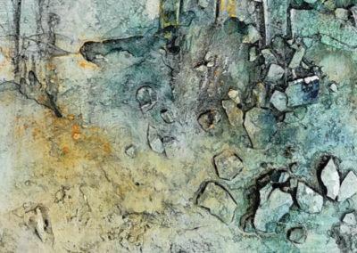 kunstreiche Geheimnisvolle Landschaft (2) Detail