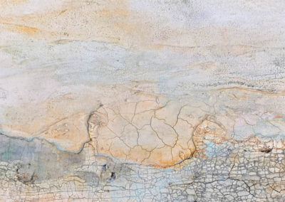 kunstreiche Landschaft, abstrakt (1) Detail 2