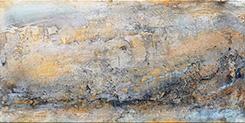 Landschaft abstrakt (Unplanbares)