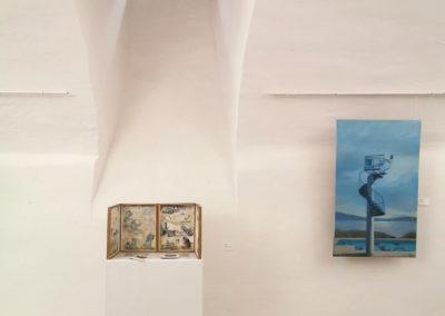 Kunstreiche Reisealtar Ausstellung Immenstadt
