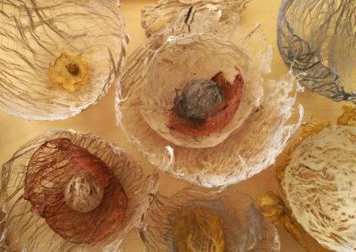 kunstreiche duennhaeutig Kozorindenfasern bearbeitet