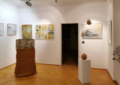 kunstreiche Wer sich wundert (1) Ausstellungsansicht