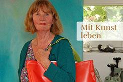 Im Gespräch über die Kunst. Heute: Christa aus Lindau