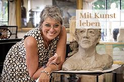 Im Gespräch über die Kunst. Heute: Anca aus Bad Saulgau